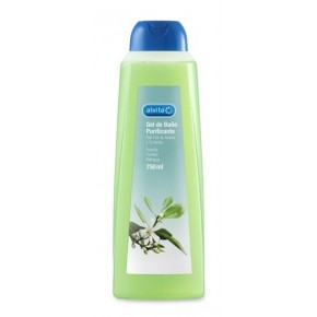 ALVITA GEL DE BAÑO PURIFICANTE  750 ML