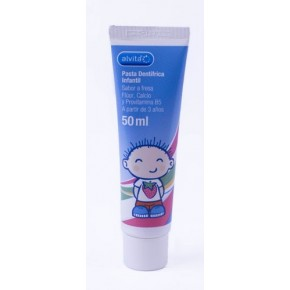 ALVITA PASTA DENTAL INFANTIL  50 ML