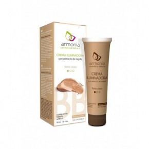 ARMONIA CREMA ILUMINADORA BB CREAM TONO MEDIO + FLASH REG